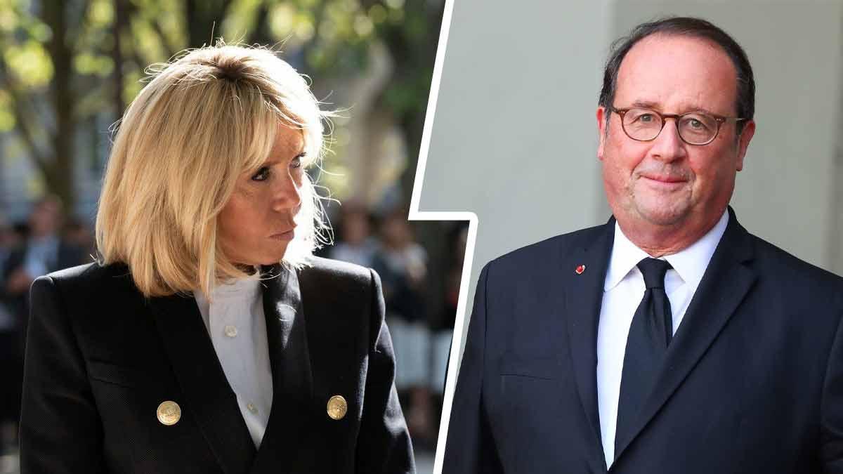 Brigitte Macron ne digère toujours pas cette insulte de François Hollande