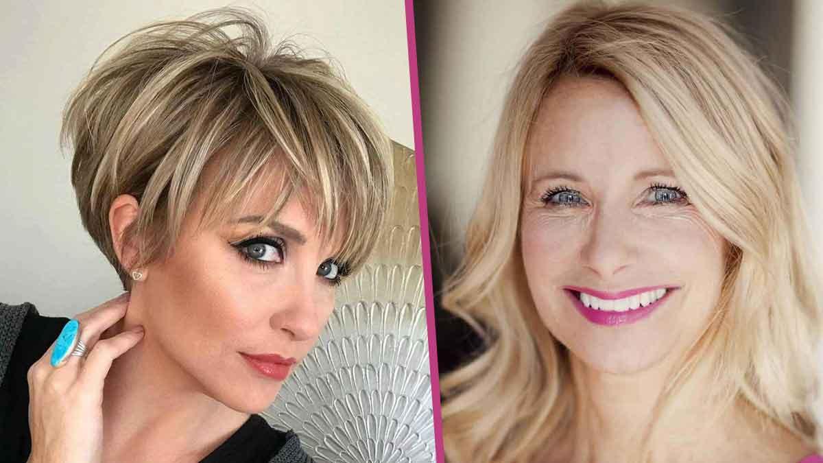 Ces coupes de cheveux qui ne conviennent PAS DU TOUT au plus de 40 ans !