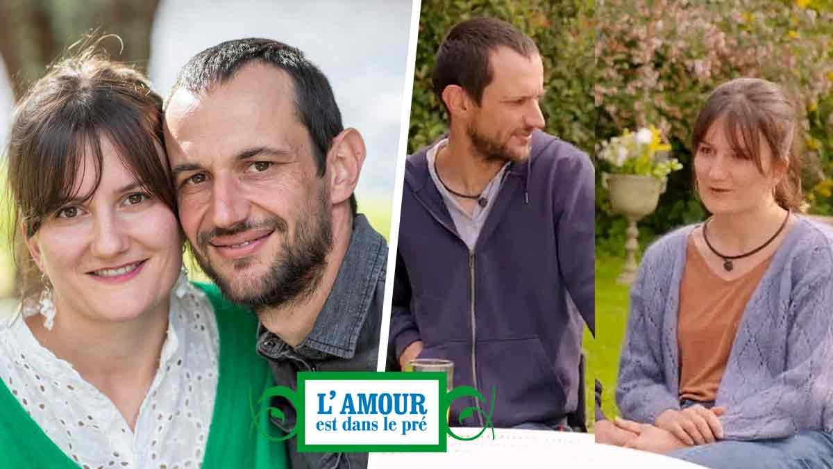 L'Amour est dans le pré : plus épris que jamais Lola et Florian franchissent une nouvelle étape