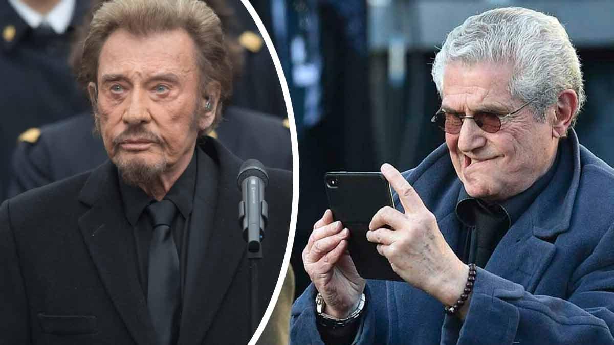 Où a finalement atterri la vidéo de Claude Lelouch prise aux obsèques de Johnny Hallyday ?