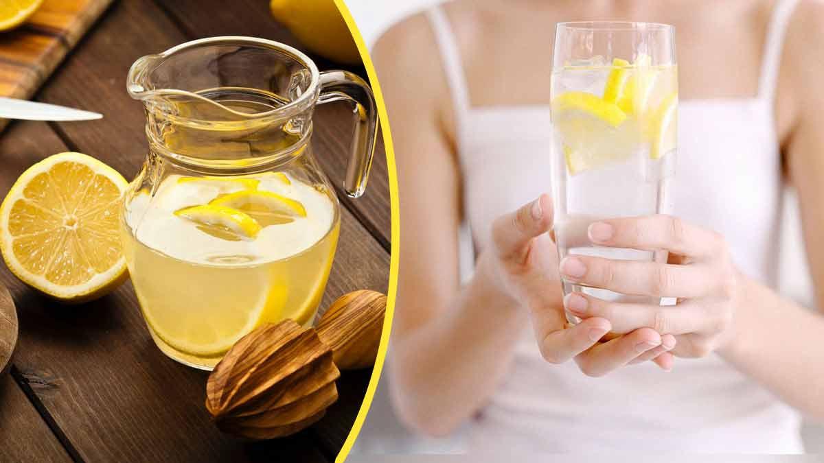 Prendre du jus de citron au réveil : est-il vraiment efficace ? Une nutritionniste en fait le point.