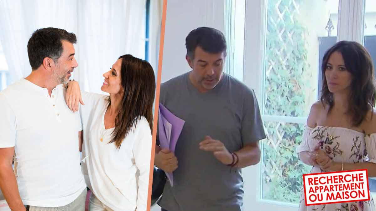 Recherche appartement ou maison : quand Stéphane Plaza drague ouvertement Fabienne Carat