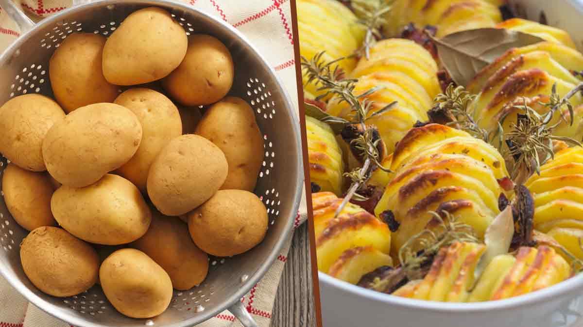 Top 3 des erreurs à ne plus reproduire avec la cuisson des pommes de terres