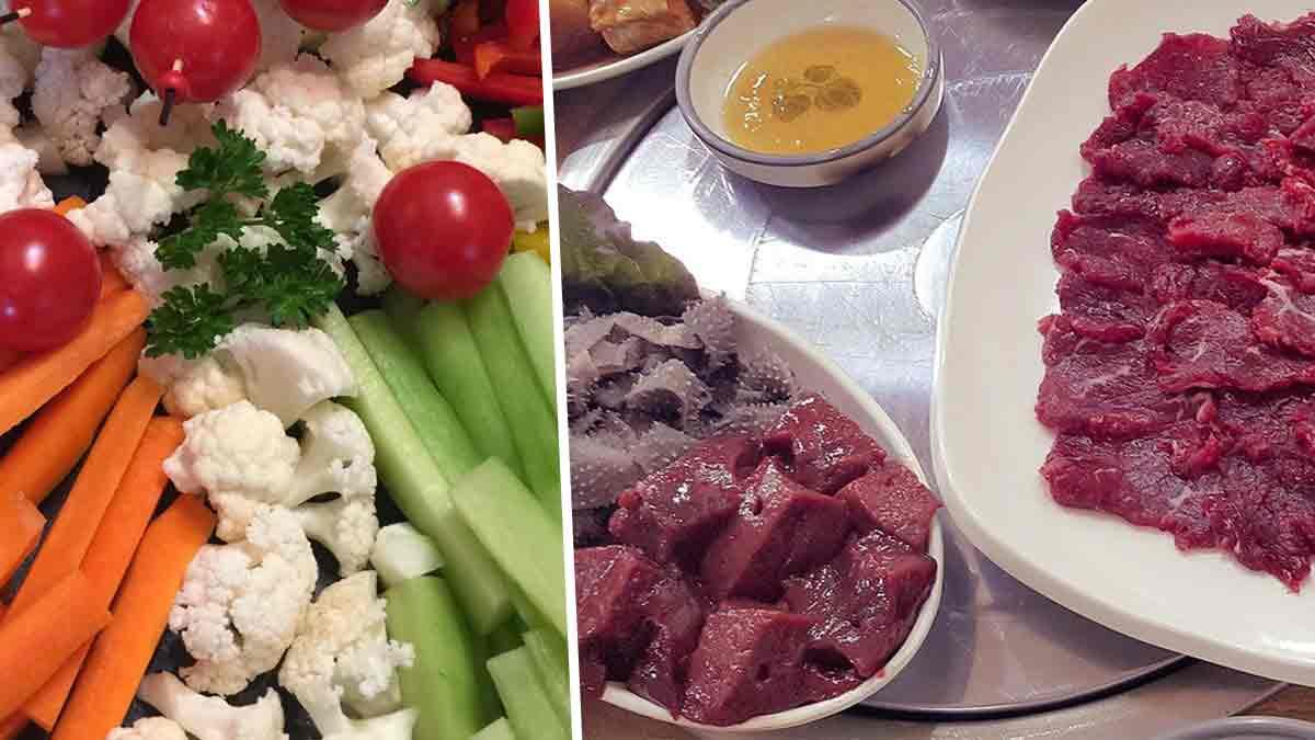Alerte danger : découvrez ces aliments qu'il faut ABSOLUMENT éviter de manger cru !