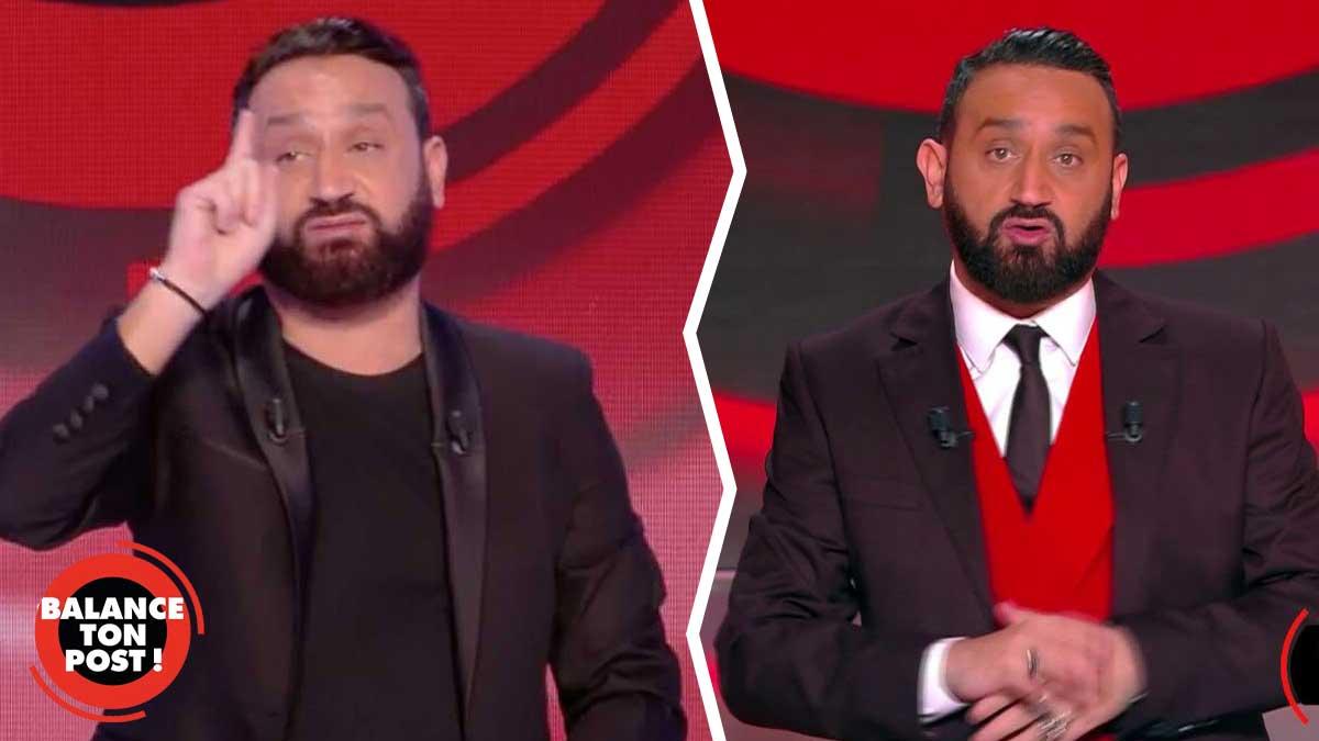 Balance ton post : offusqué Cyril Hanouna se jette sur un politicien français !