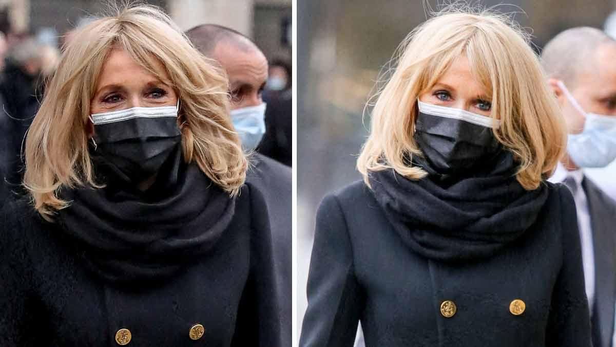 Brigitte Macron : cet accessoire fétiche qui ne la quitte plus des mains fait le buzz !