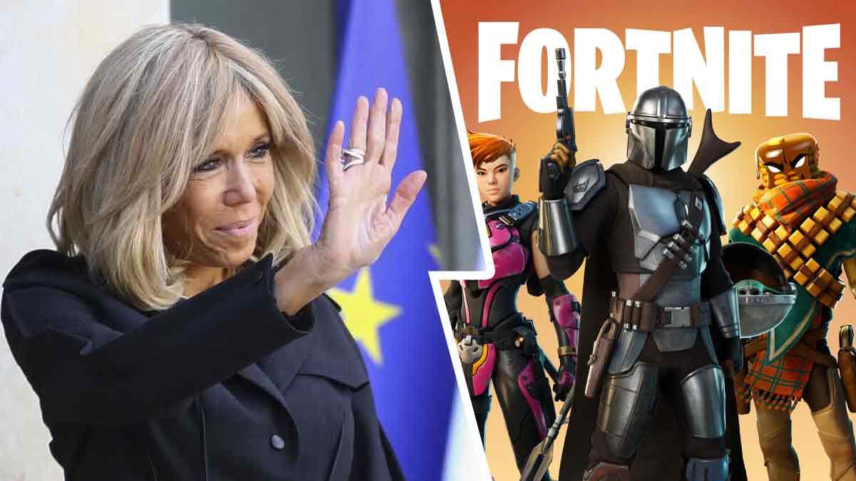 Brigitte Macron : son indignation face au succès de Fortnite lui a valu des violentes critiques