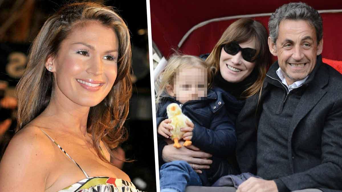 Carla Bruni et Nicolas Sarkozy : découvrez comment leur fille a bluffé Vitaa