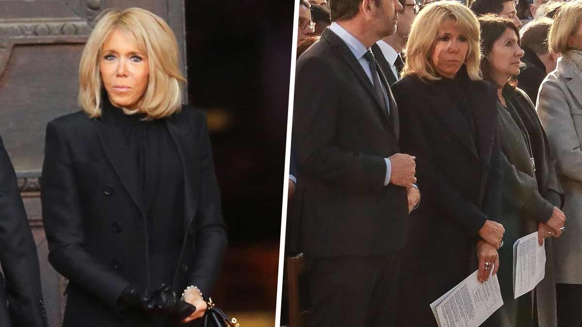 Ce détail de l'impeccable tenue de Brigitte Macron a sauté aux yeux des aficionados de la mode
