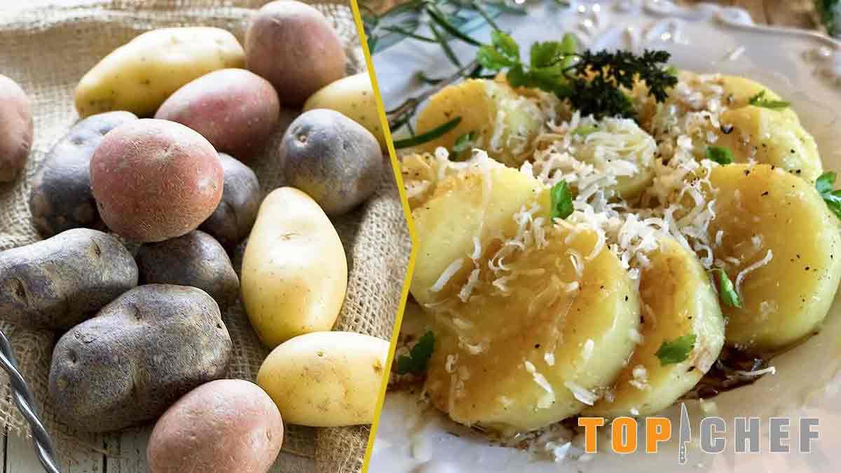 Cette manière très top de cuisiner les pommes de terre comme les pros du Top Chef