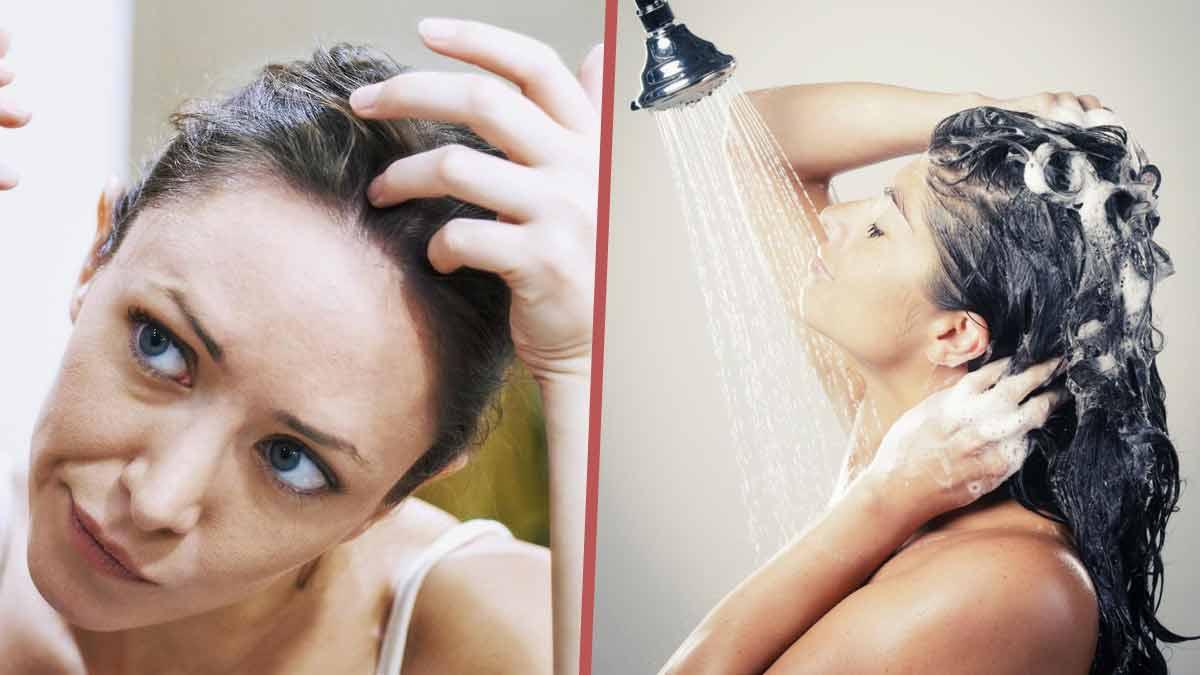 Cette poudre miraculeuse de notre cuisine débarrasse les cheveux gras lorsqu'elle est ajoutée à notre shampooing