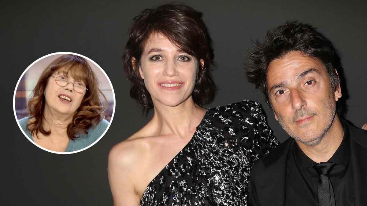 Charlotte Gainsbourg enfin « mariée » à Yvan Attal ? : cette grosse maladresse de sa mère Jane Birkin