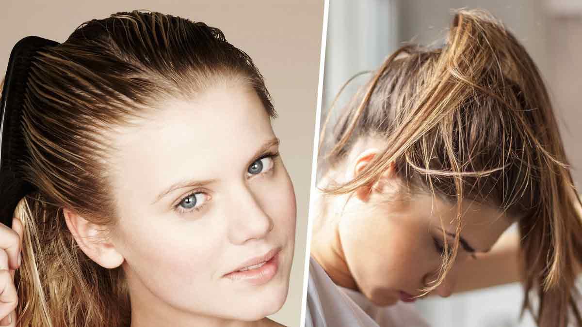 Cheveux gras : Découvrez nos astuces qui fonctionnent pour s'en débarrasser pour de bon.