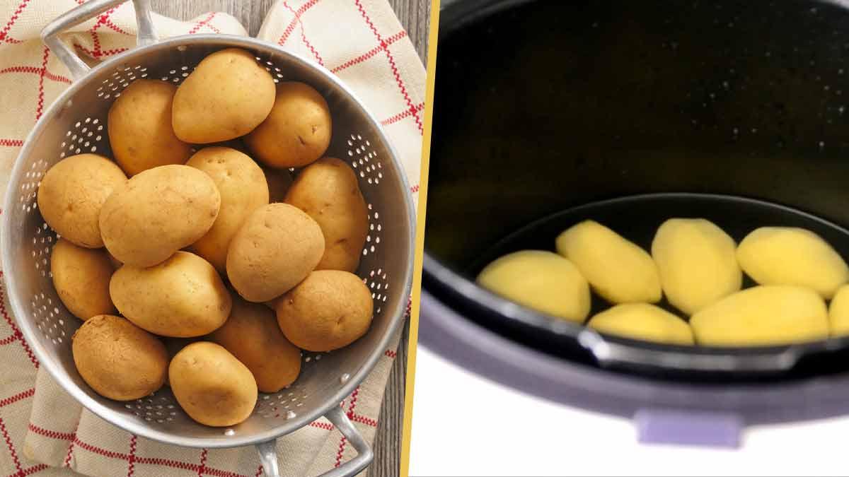 Cuisson de pommes de terre : ces erreurs qu'il faut impérativement ne plus faire !