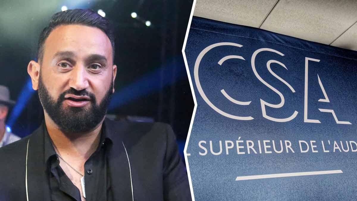Cyril Hanouna a des gros ennuis il s'est complètement trompée sur l'actuel président du CSA