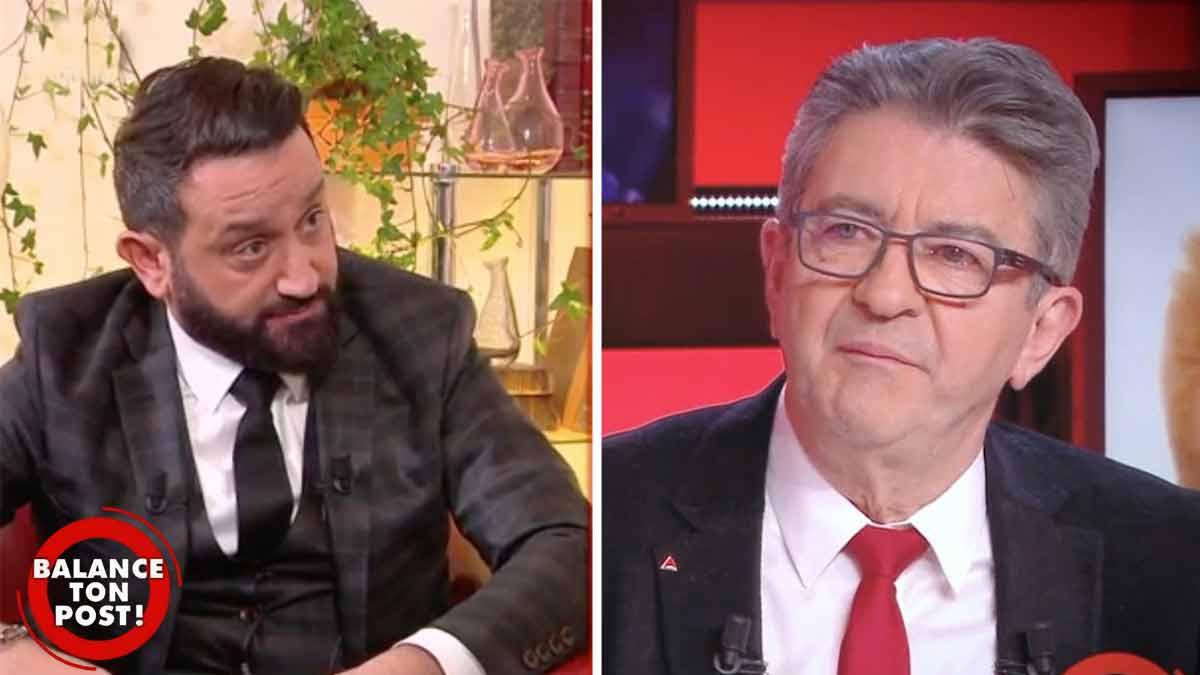 Cyril Hanouna : cette promesse de l'animateur de C8 à Jean-Luc Mélenchon s'il devient chef d'Etat.