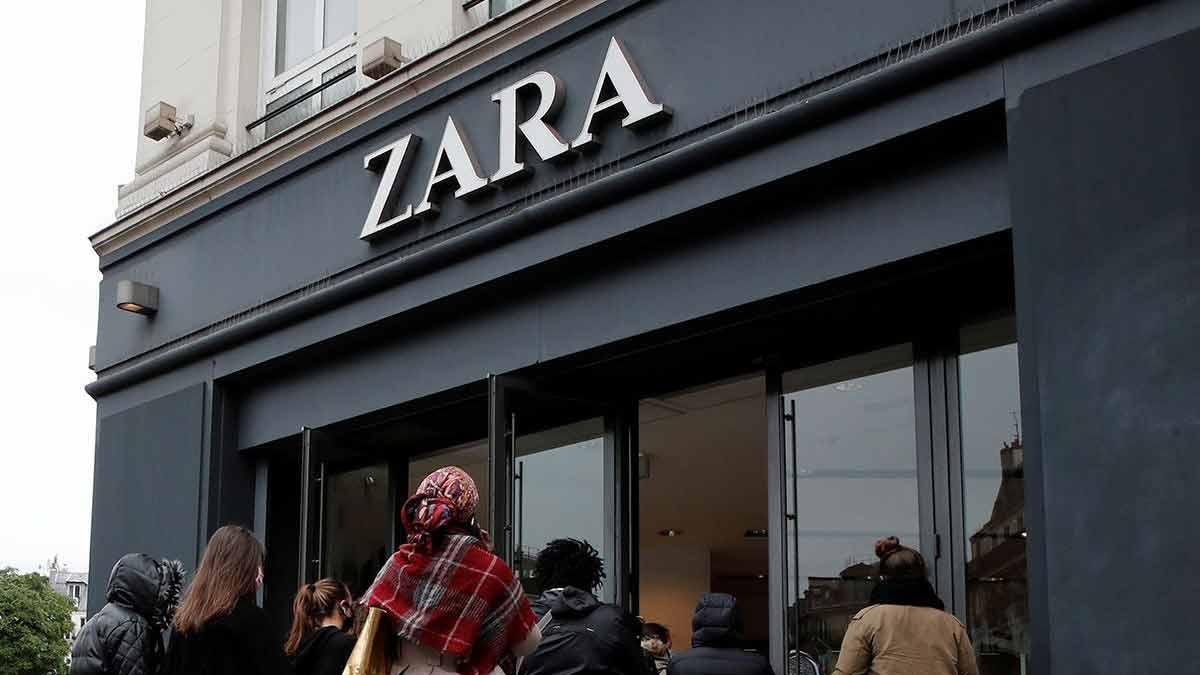Découvrez ce nouveau jean Zara dont tout le monde va s'arracher ce printemps !