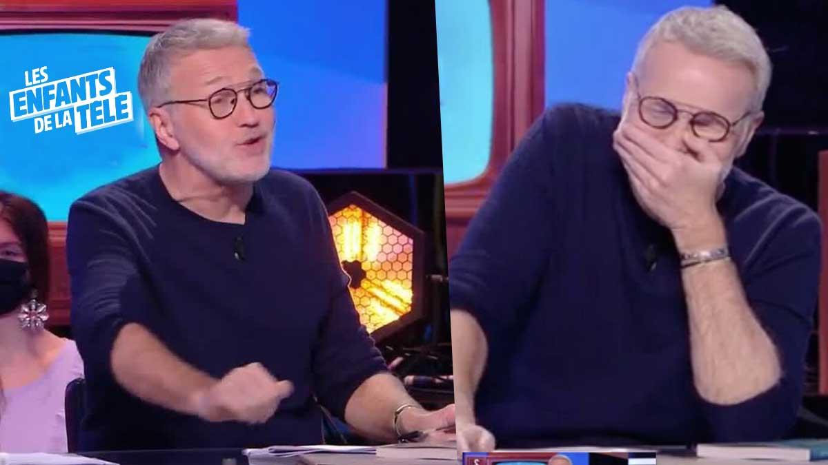 Enfants de la télé : quand Laurent Ruquier empiète la vie intime de son invitée