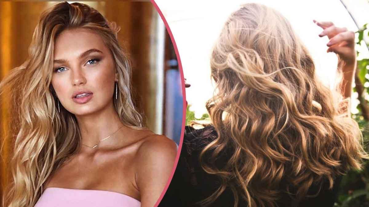 Hair lamination : ce soin fait maison garantit des cheveux de rêve brillants comme jamais.