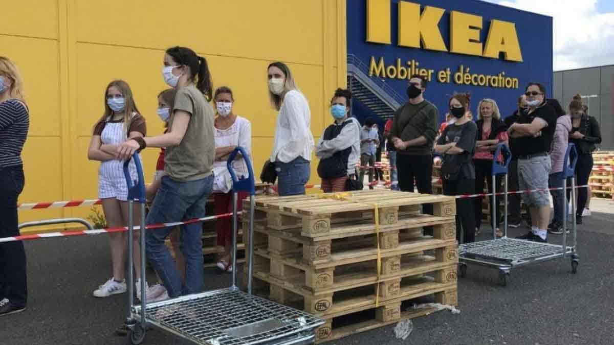 Ikea lance son purificateur d'air très tendance que tout le monde s'arrache !
