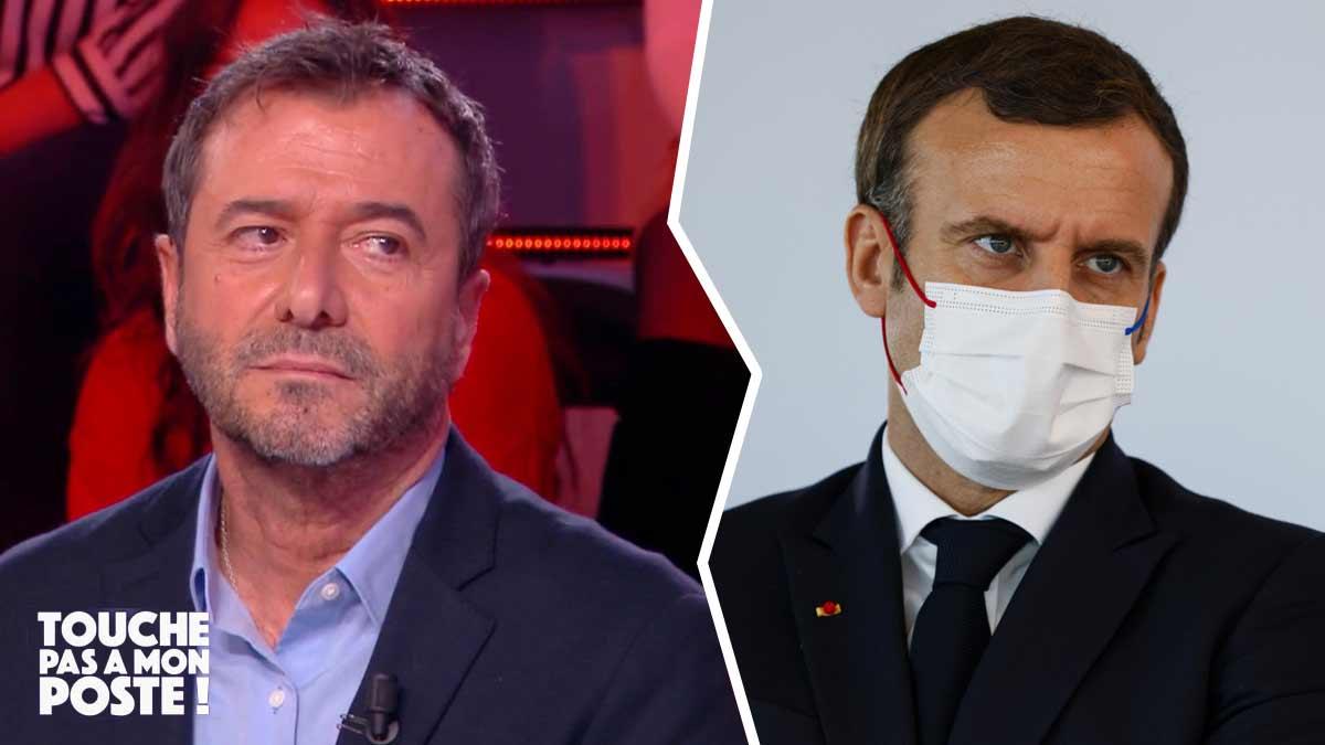 """""""Il en a marre """" : Bernard Montiel révèle où Emmanuel Macron voulait vraiment en venir"""