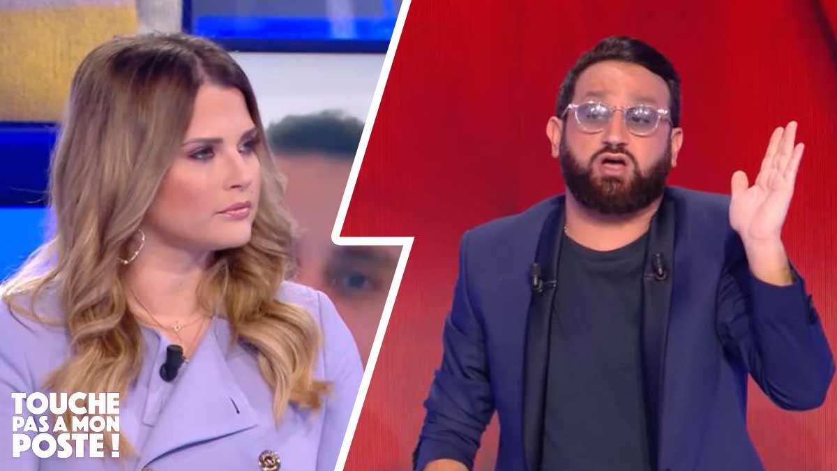 Kelly Vedovelli s'insurge : ne la supportant plus Cyril Hanouna lui crie dessus et la dégage !
