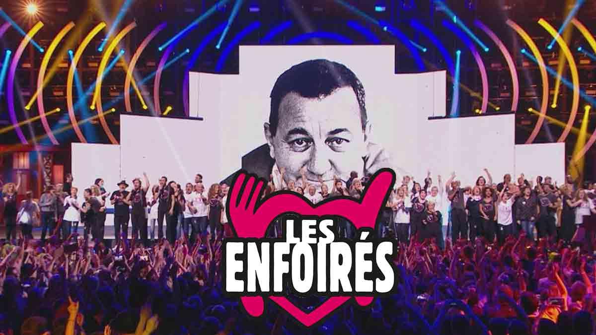 La cata pour Les Enfoirés : cet artiste qui annule sa venue à la dernière minute.
