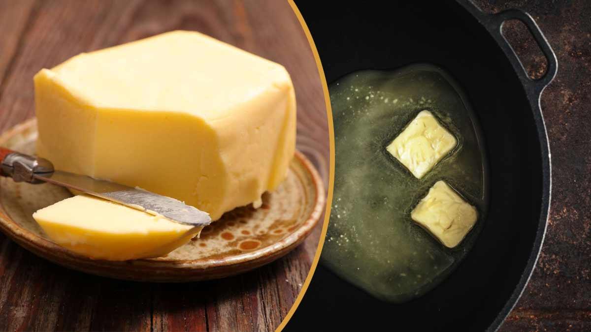 Le beurre : évitez à tout prix de refaire cette terrible erreur lors de sa cuisson.