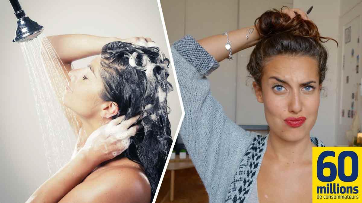 Le top 3 des shampooings cheveux qu'il faut absolument tester selon 60 millions de consommateurs.