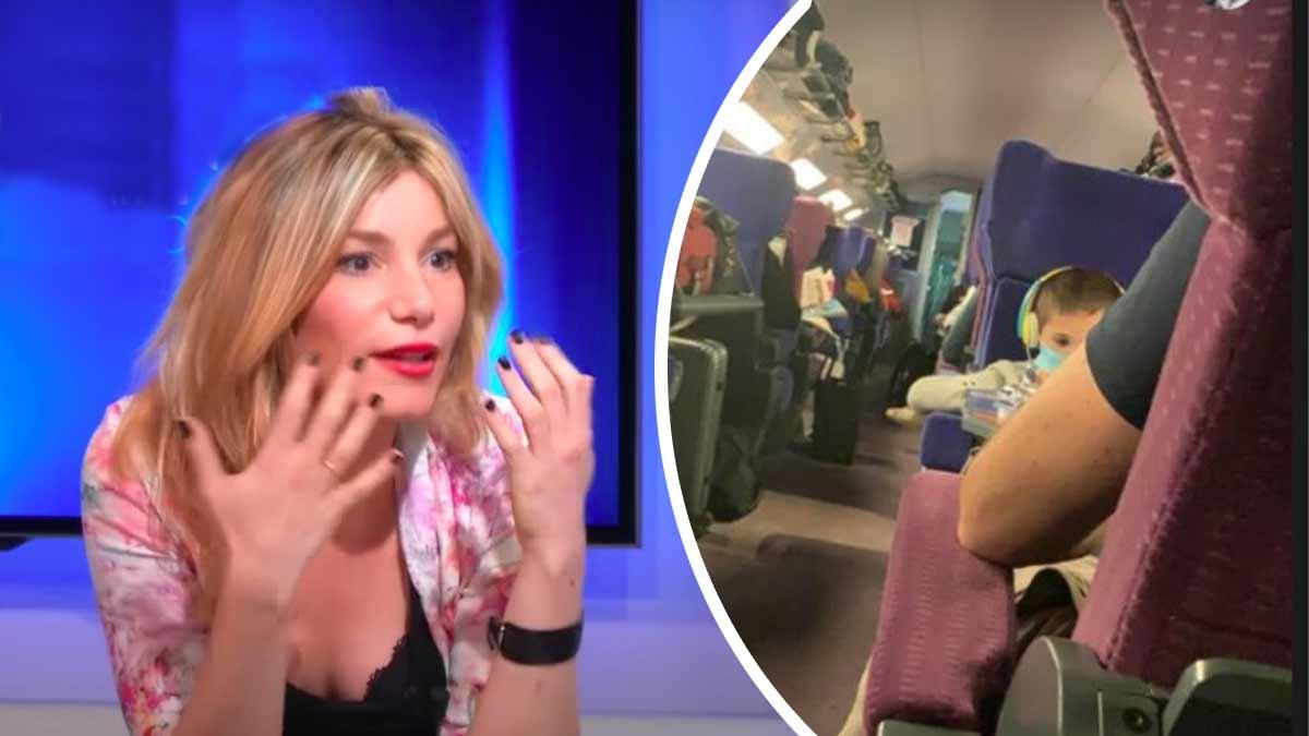 Lola Marois : ce « train blindé » provoque les foudres de la comédienne !