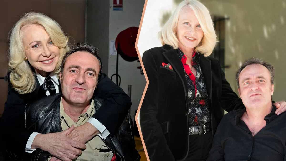 Michèle Torr : Romain son fils n'ayant jamais été reconnu par son père totalement dévasté