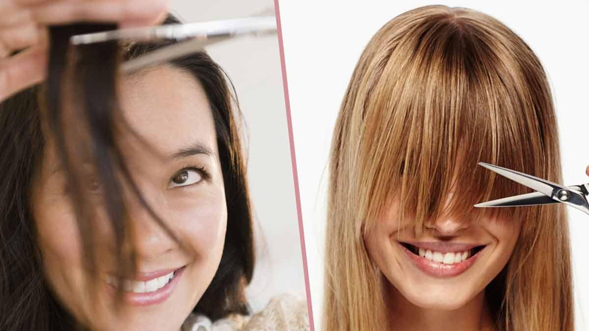 Osez faire vous-même votre frange rideau grâce à cette vidéo virale d'un coiffeur américain