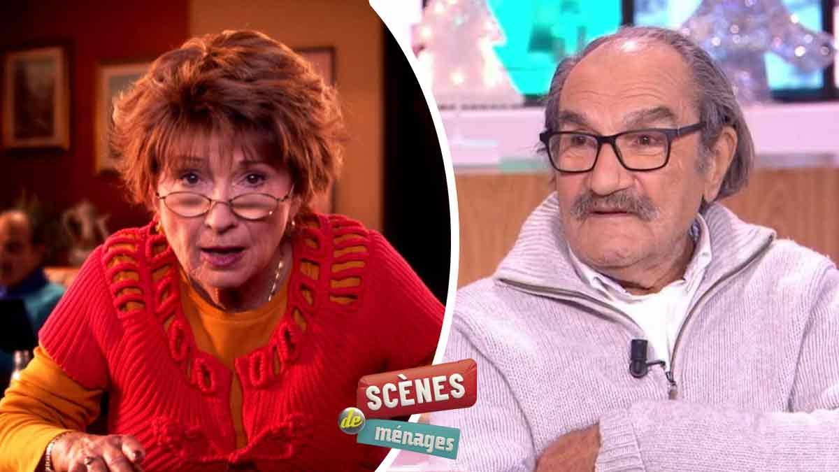 Scènes de ménages (M6): ce gros défaut de Marion Game qui amuse Gérard Hernandez