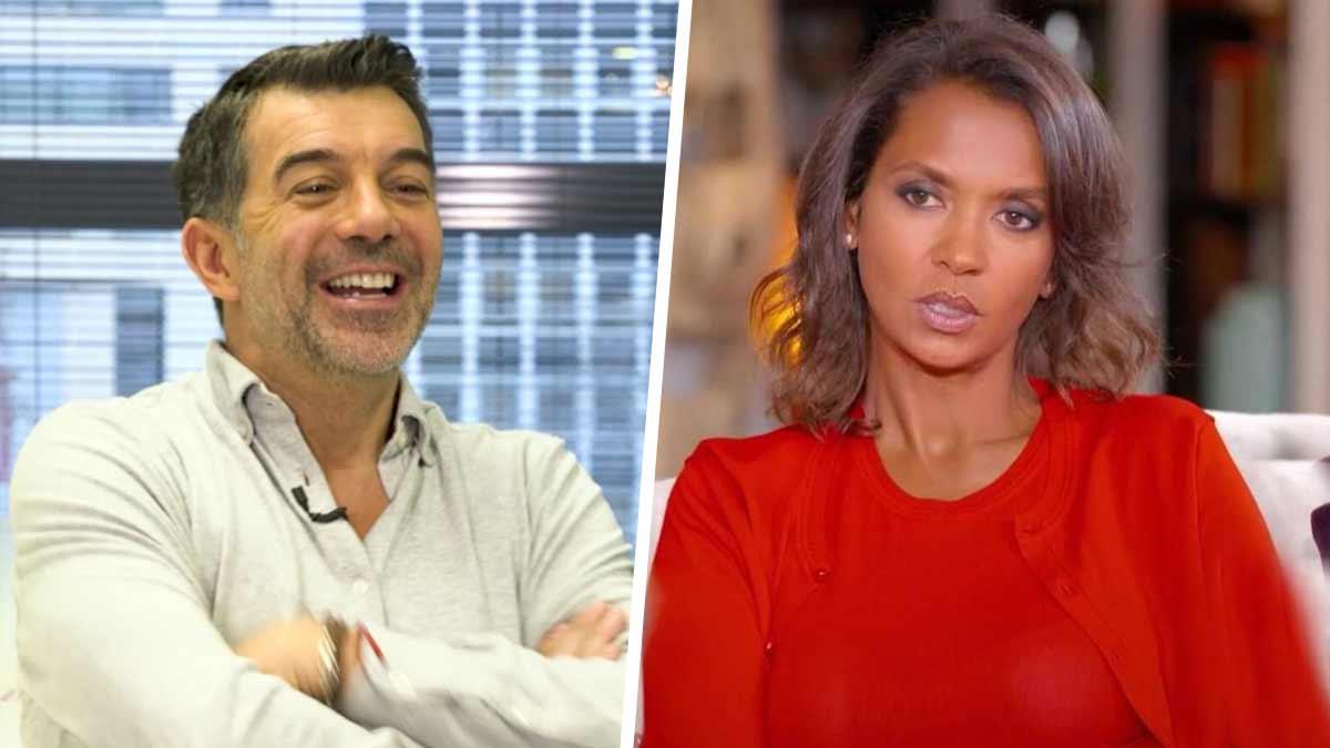Stéphane Plaza : très gênée, Karine Le Marchand lui a fait des remontrances après sa grosse gaffe !