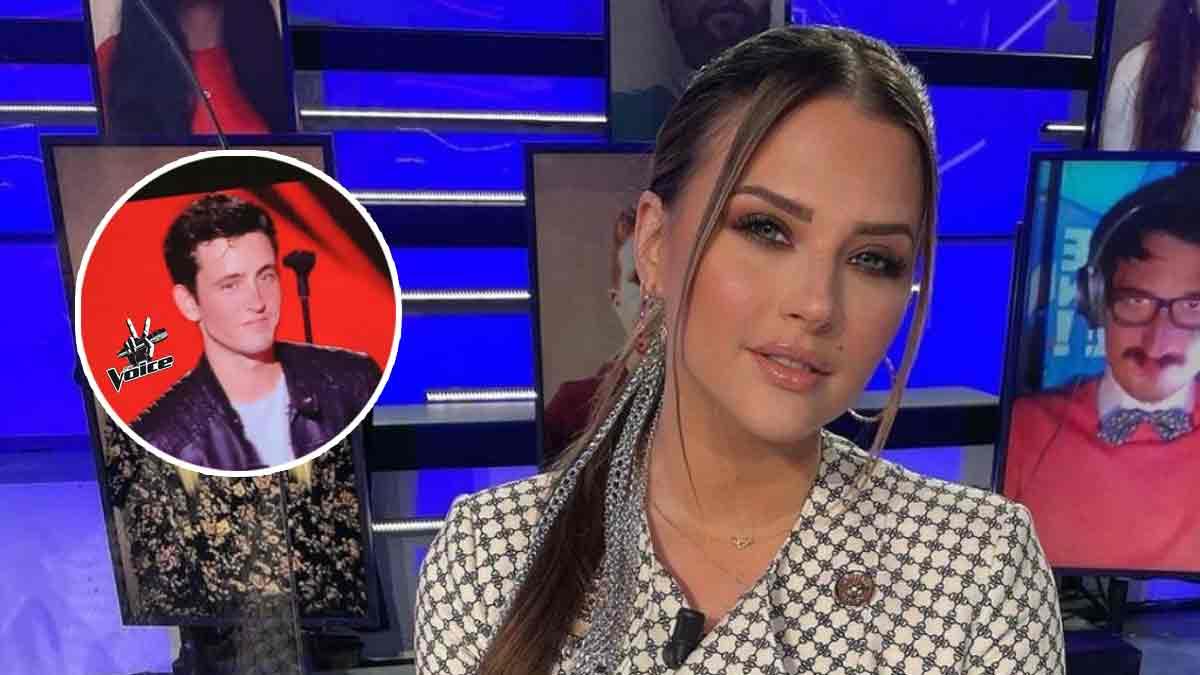 The Voice 10 : ce candidat du télécrochet qui a tapé dans l'œil de Kelly Vedovelli !