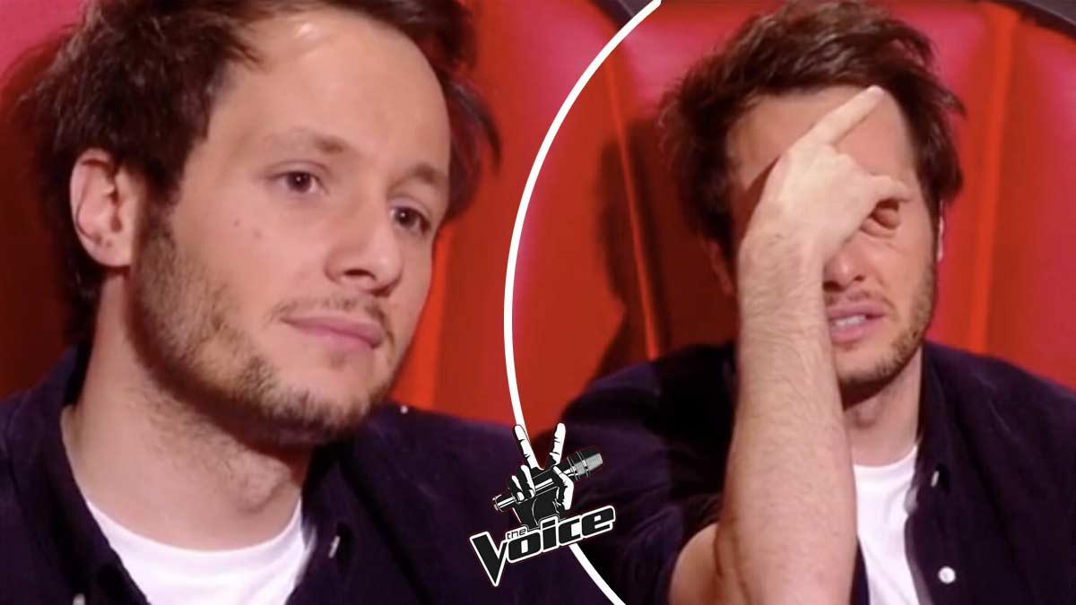 The Voice 2021 : cette chanson inédite d'un candidat provoque les chaudes larmes de Vianney