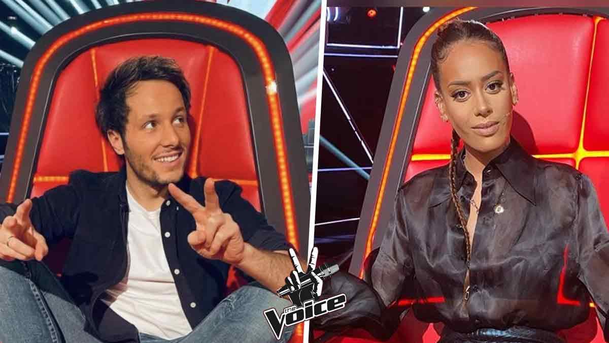 The Voice : Amel Bent torpillée comme pas possible sur la Toile après une vanne de Vianney