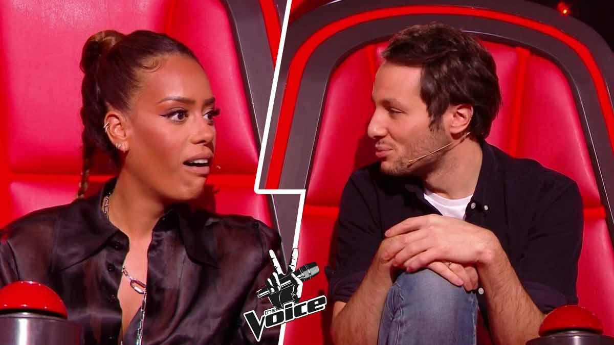 The Voice : « Traitée de Pumba » Amel Bent livre le fond de sa pensée sur Vianney