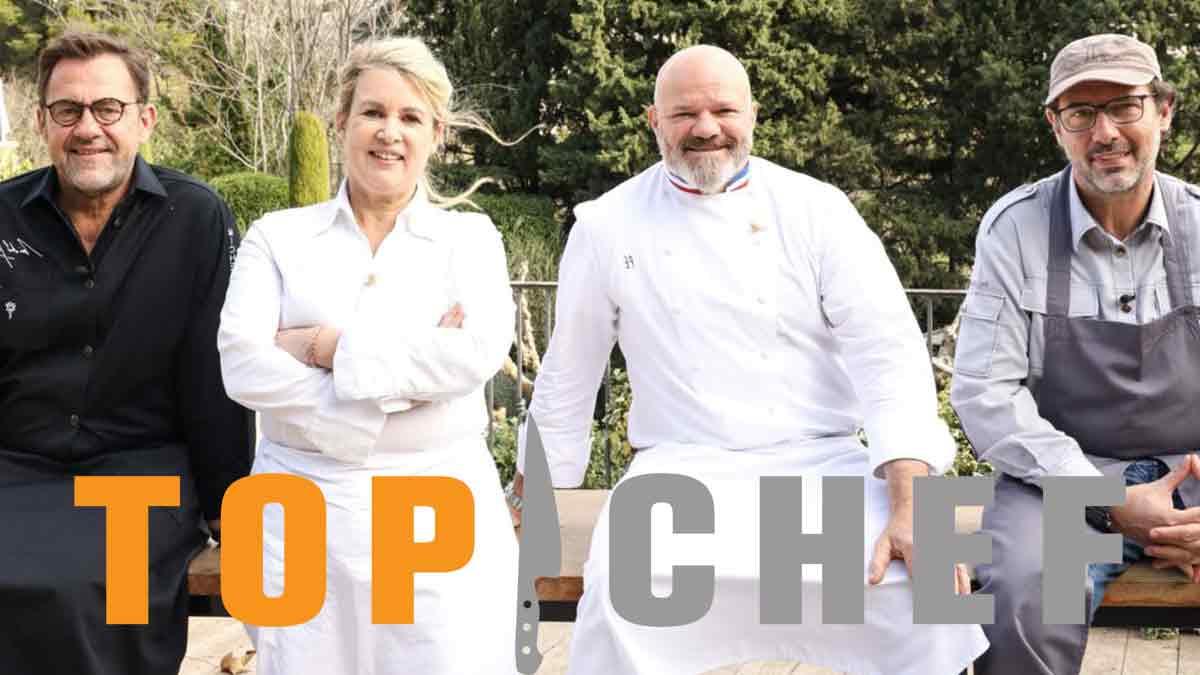 Top Chef 12 : cette grosse polémique autour du salaire des jurys fait le buzz!