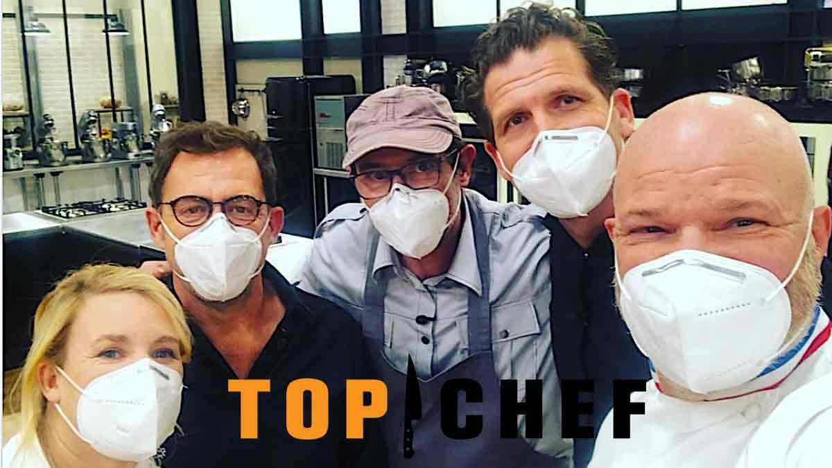 Top Chef 12 voit les choses en grand et accueille un membre très influent du gouvernement