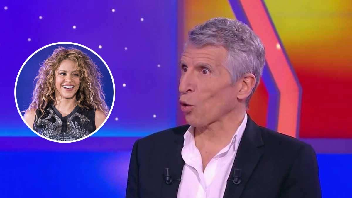 Tout le monde veut prendre sa place : Nagui bondit après la révélation d'un candidat sur Shakira