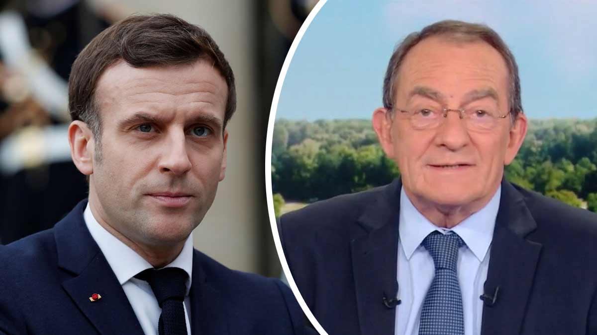 Ultime JT de Jean-Pierre Pernaut : ce « message vocal très sympathique » d'Emmanuel Macron !