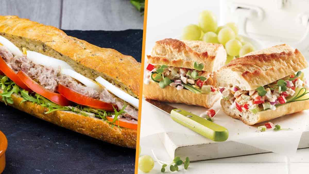 Une chaîne de fast-food bien connue traînée en justice pour ses sandwichs au thons Sans THONS !