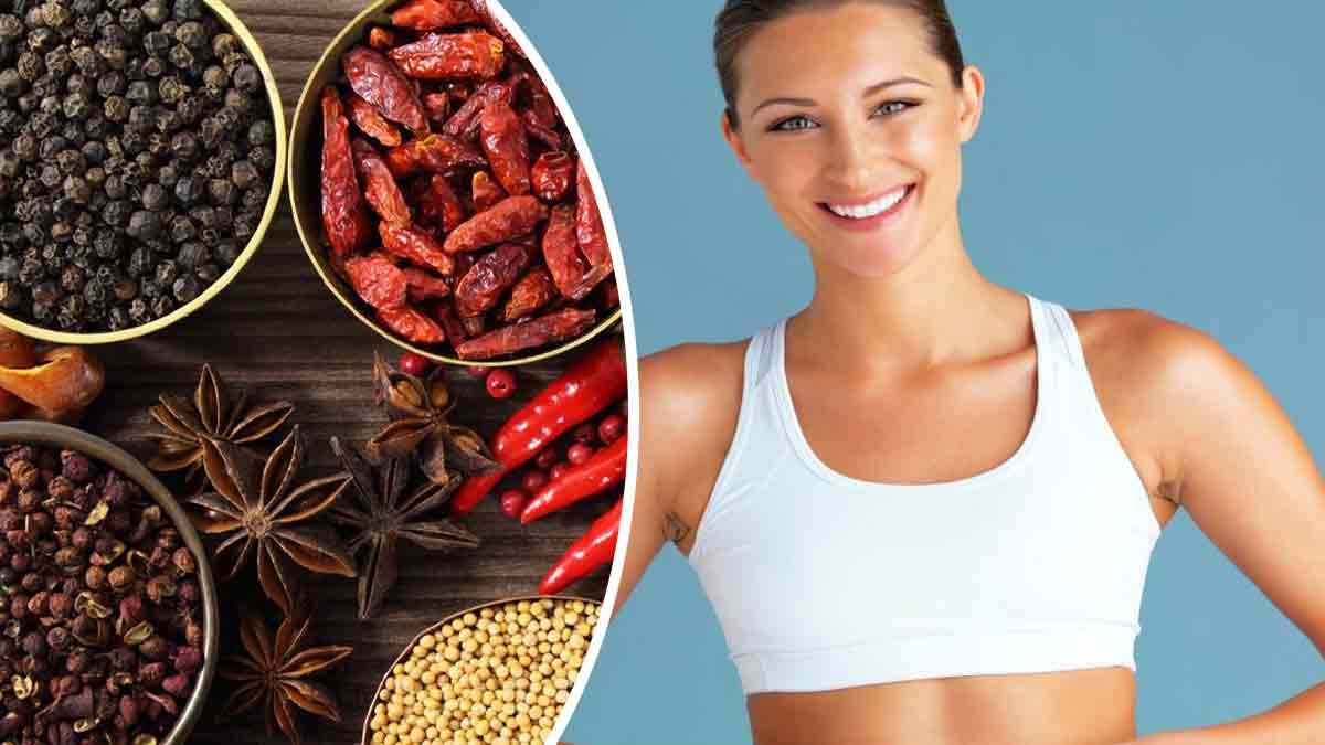 Ventre plat : ces épices efficaces pour se débarrasser de quelques grammes