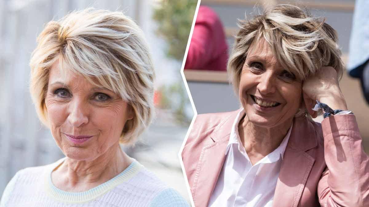 A 72 ans Evelyne Dhéliat provoque la jalousie de « ses copines » avec sa ligne si parfaite