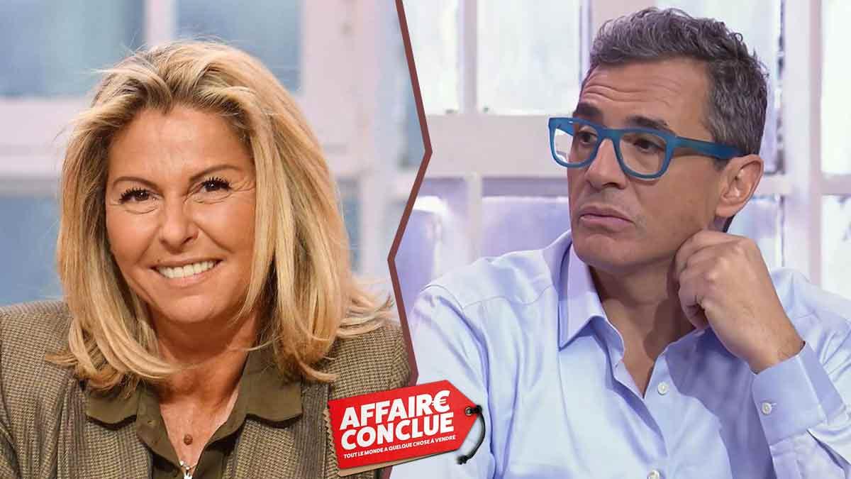 Affaire conclue : Julien Cohen dans l'erreur Caroline Margeridon tente un coup de poker !