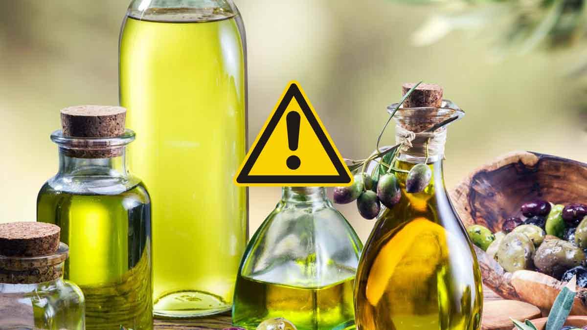 DANGER : « non-conformités des huiles d'olive vendues dans 40 % des établissements » en France