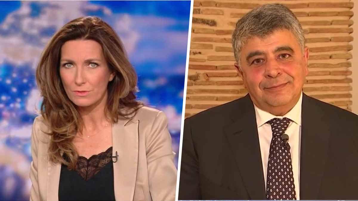 Anne-Claire Coudray : la journaliste de TF1 se fait réprimander en plein direct par un député