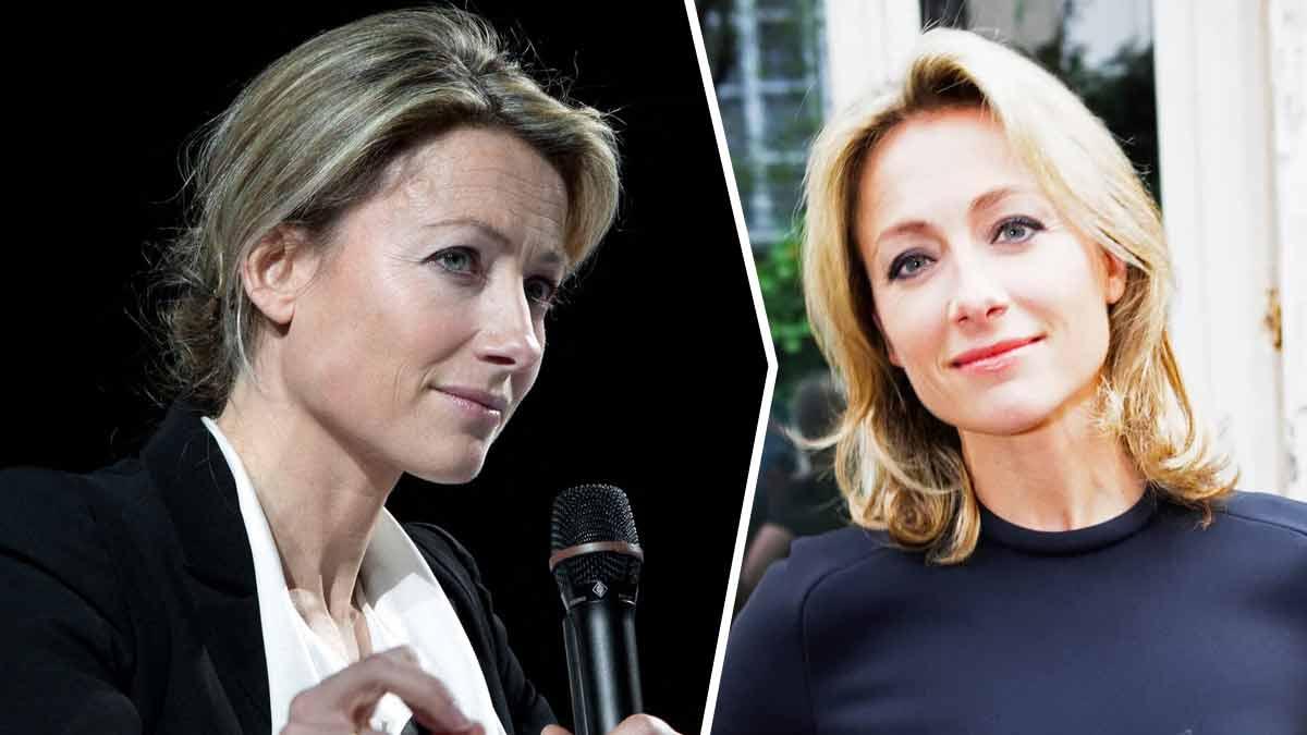 Anne-Sophie Lapix : cette séparation bouleversante que la journaliste vit très très mal !