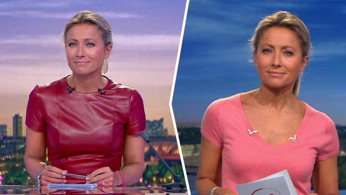 Anne-Sophie Lapix : sa place au 20h de France 2 est-elle menacée ?